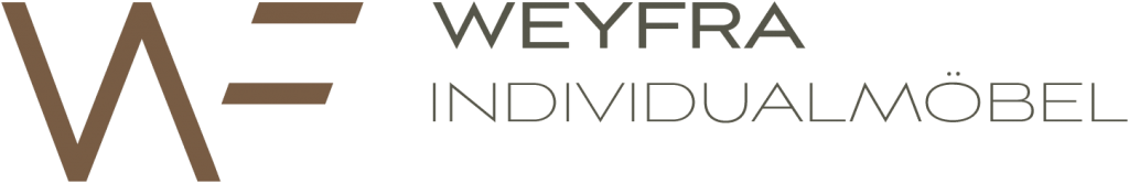 WeyFra Individualmöbel GmbH Logo